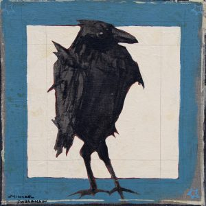 RAVEN LUNATICS IV BY MICHAEL SWEARNGIN