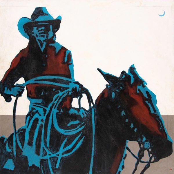 ROPER BLUE NEW MOON BY MICHAEL SWEARNGIN