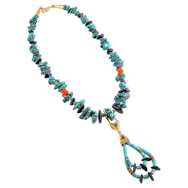 Native American Jewelry in Santa Fe