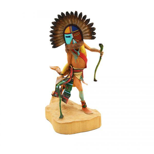 Native American Sculpture in Santa Fe
